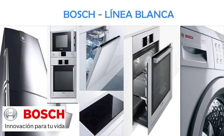 bosch electrodomesticos servicio tecnico transportes de
